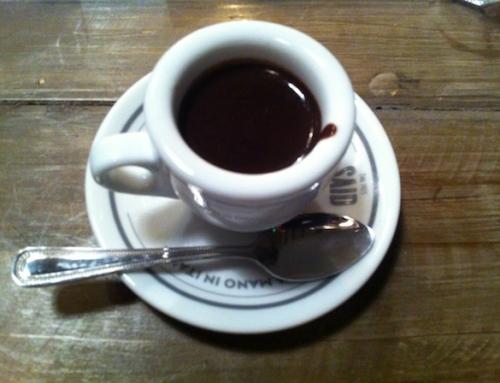 Hot Chocolate at Said, London, United Kingdom