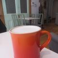 Hot Chocolate at Fika, Toronto, Canada