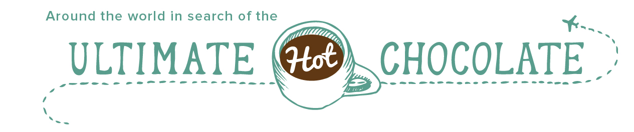 Ultimate Hot Chocolate Retina Logo