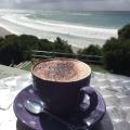Hot Chocolate at Anglesea Surf Life Club, Anglesea, Australia