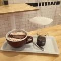 Hot Chocolate at Cacao Lab, Melbourne, Australia