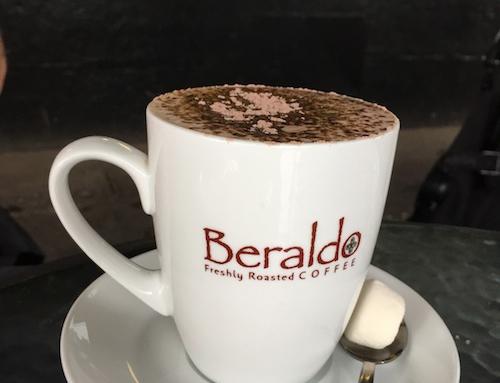 The Great Ocean Road – Hot Chocolate at Wines Patisserie, Warrnambool, Victoria, Australia