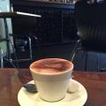 Hot Chocolates at Pippies by the Bay (Maremma Project), Warrnambool, Australia
