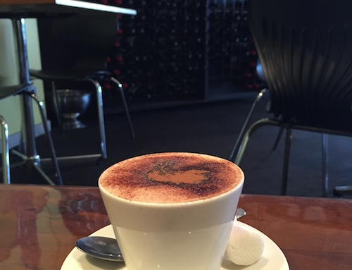 The Maremma Project – Hot Chocolate at Pippies by the Bay, Warrnambool, Australia