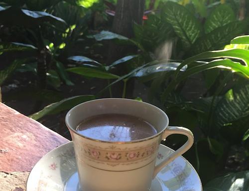 Welcome to San Juan – Hot Chocolate Embajador, San Juan de la Maguana, Dominican Republic