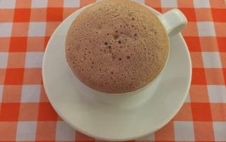 Hot Chocolate at Casa Mayordomo, Oaxaca, Mexico