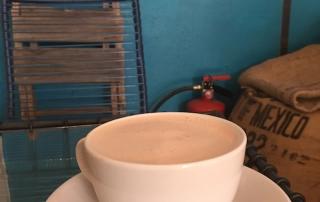 Hot Chocolate at Volador, Oaxaca, Mexico