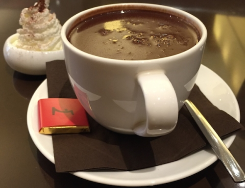 Sweet Sweet Wall Street – Hot Chocolate at La Maison du Chocolat, New York City, USA