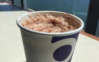 Hot Chocolate at UN Headquarters, New York City, USA