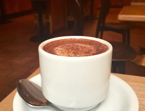 The Foodie Flatiron District and a Hot Chocolate at L.A. Burdick, New York City, USA