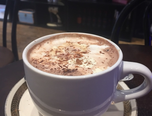 A food Tour of Chinatown and a Hot Chocolate at Tache, New York, USA