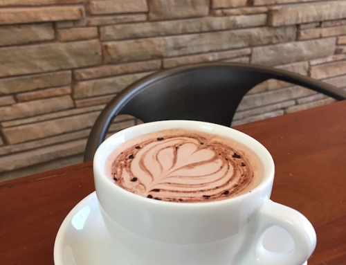 Hot Chocolate at Patika, Austin, USA