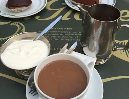 A Walk Around Indre and a Hot Chocolate at Conditori La Glace, Copenhagen, Denmark