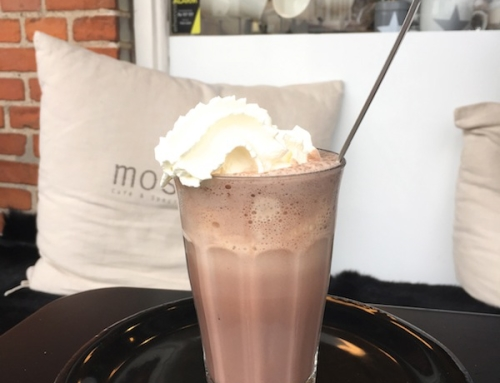 A Short Drive Around the Danish Riviera and a Hot Chocolate at Mosberg, Gilleleje, Denmark
