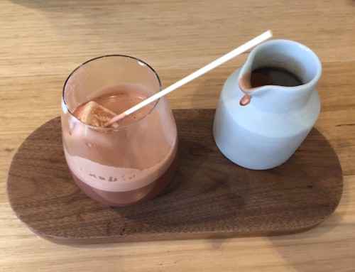 The one and only Mörk and their ultimate hot chocolates, Melbourne, Australia