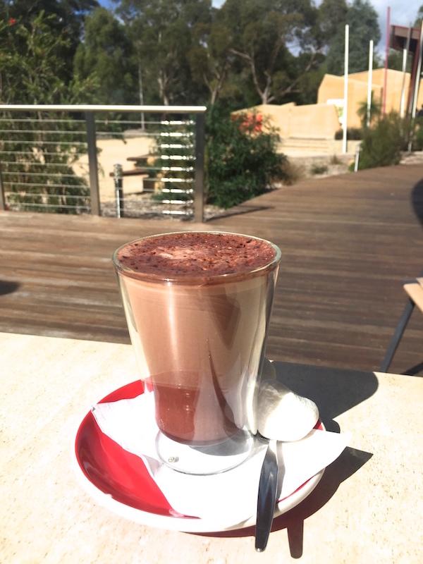 Aboriginal Culture and a Hot Chocolate at Brambuk Cultural Centre, Halls Gap, Australia