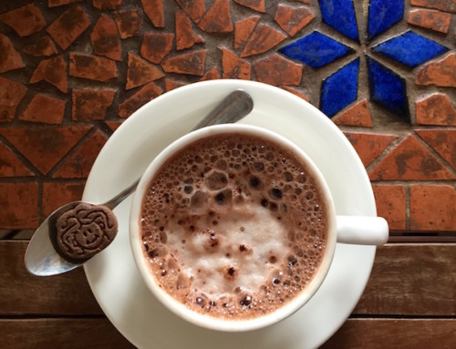 A Little Paradise on a Little Paradise, a Hot Chocolate at Rustic Blue, Kangaroo Island, Australia (4)