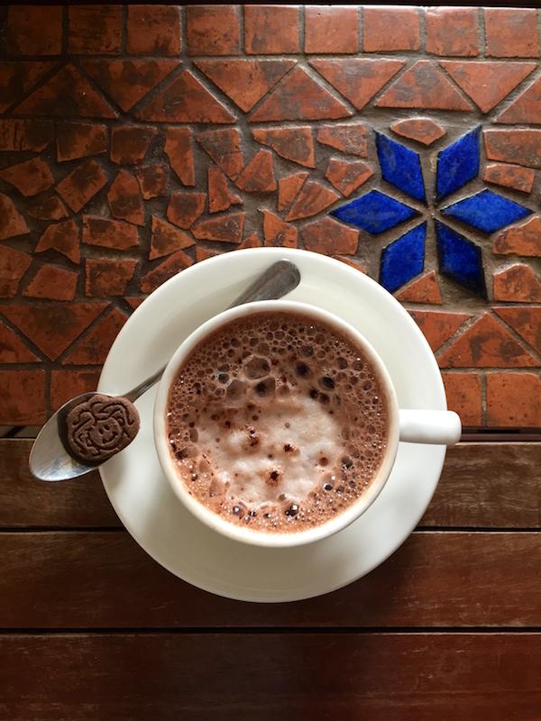 A Little Paradise on a Little Paradise, a Hot Chocolate at Rustic Blue, Kangaroo Island, Australia (4)