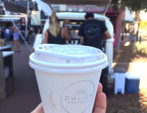 The Joondalup Festival and a Hot Chocolate at Lowlight Espresso, Perth, Australia