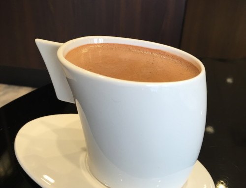 Hot Chocolate at Cocoa & Cardamon, Houston, USA