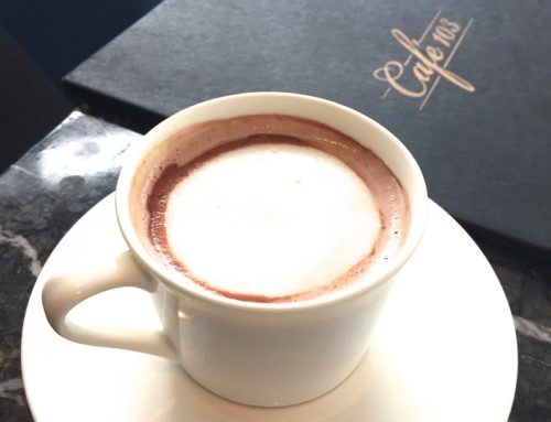 50 Thoughts about my Hot Chocolate on the 103rd floor of the Ritz Carleton, Hong Kong, China