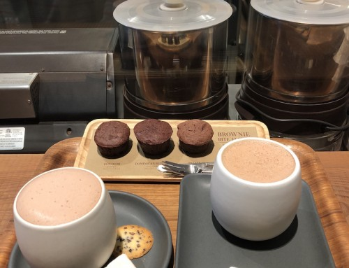 A Walk around Asakusa and a Hot Chocolate at Dandelion in Tokyo, Japan