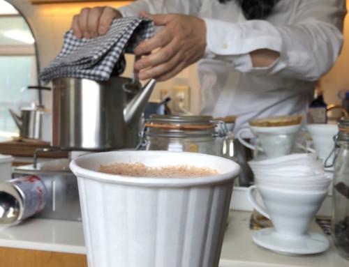 A Hot Chocolate and Amazing Views at Café Ryusenkei, Hakone, Japan