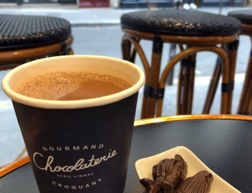 Notre Dame Cathedral and a Hot Chocolate at Chocolaterie Cyril Lignac, Paris, France