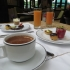 Hot Chocolate at the Sofitel, Hanoi, Vietnam