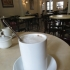 Hot Chocolate at Moca Cafe, Hanoi, Vietnam