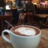 Hot Chocolate at Cafe Brazil, Houston, USA