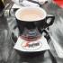 Hot Chocolate at Segafredo Cafe, Miami, USA