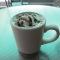 Hot Chocolate at Cafe 55, Ottawa, Canada