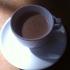 Hot Chocolate at Hugo's, Houston, USA