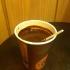 Hot Chocolate at Charles Chocolatier, Paris, France
