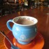 Hot Chocolate at San Churros, Melbourne, Australia