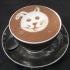 Hot Chocolate at Café Vue Heidi, Melbourne, Australia