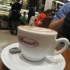 Hot Chocolate at Brunetti, Melbourne, Australia