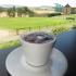 Hot Chocolate at Matt's Bar (Yering Station), Yarra Valley, Australia