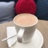 A Hot Chocolate at Eve Cafe, Ottawa, Canada