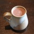 Hot Chocolate from Jeff de Bruges, Pau, France (made at home)